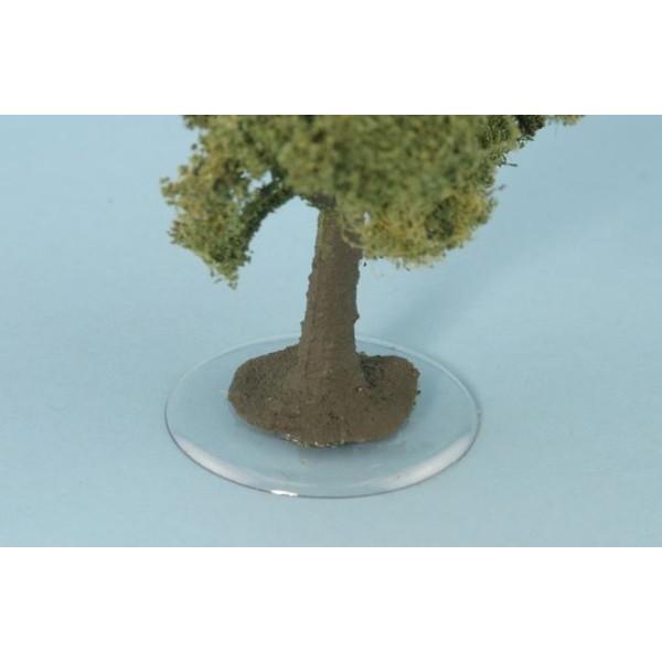 Ziterdes - Tree Bases, transparent (10 pcs)