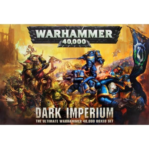 Warhammer 40K - Dark Imperium - Ultimate 40k Boxed Starter Set