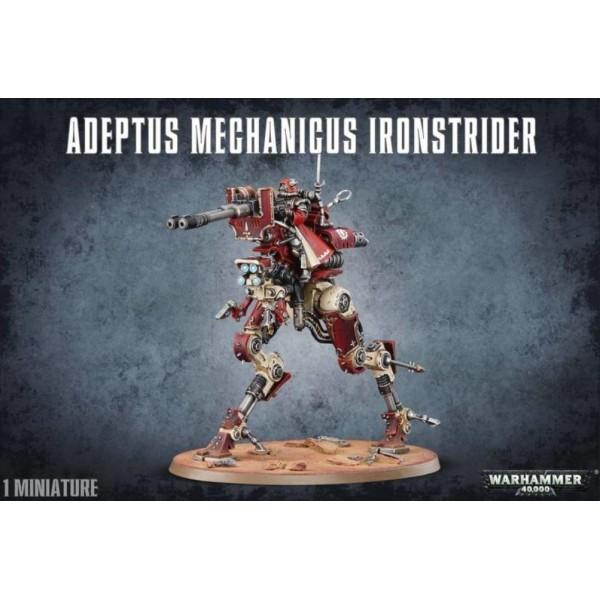 Warhammer 40K - Adeptus Mechanicus - Ironstrider Ballistarius / Sydonian Dragoon