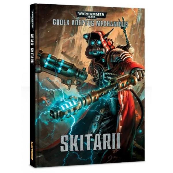 Warhammer 40K - Adeptus Mechanicus - Codex Skitarii
