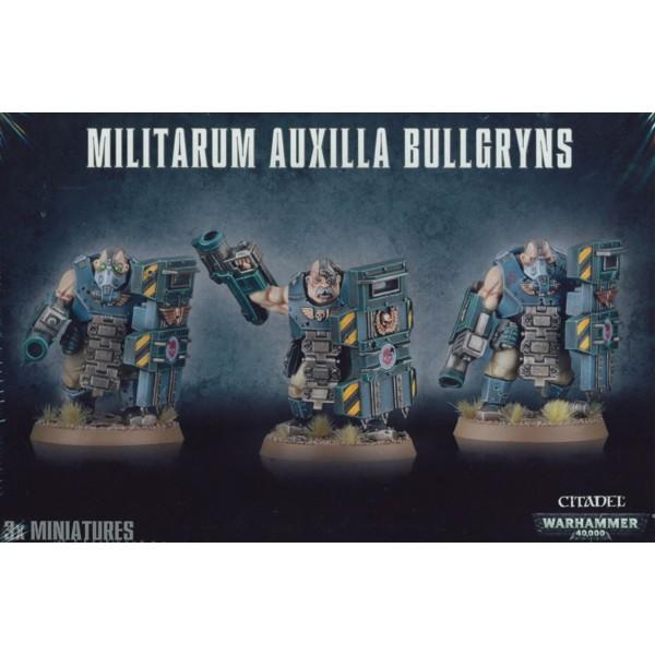 Warhammer 40k - Astra Militarum - Bullgryns / Ogryns