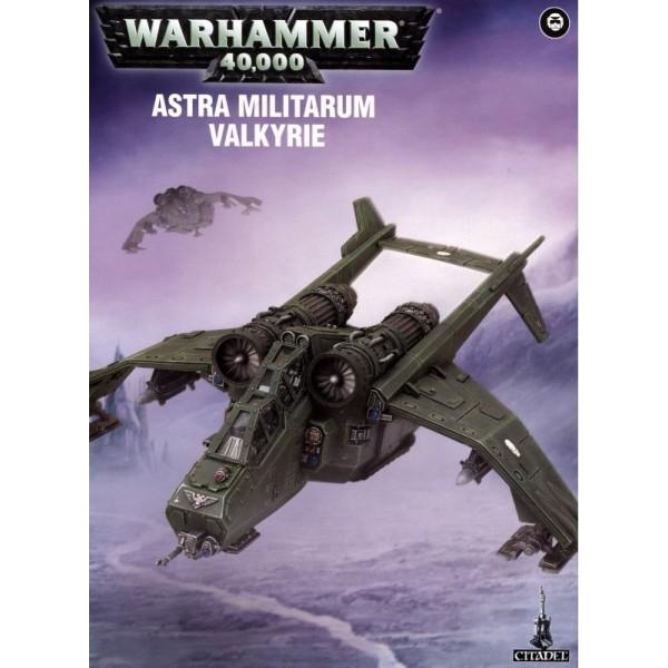 Warhammer 40k - Astra Militarum - Valkyrie