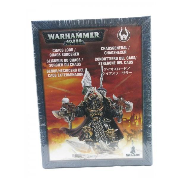 Warhammer 40k - Chaos Marines: Terminator Lord