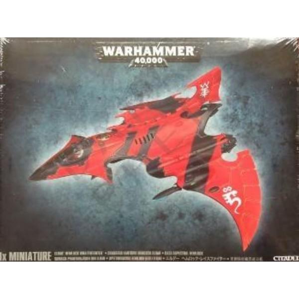 Warhammer 40k - Craftworlds - Hemlock Wraithfighter / Crimson Hunter