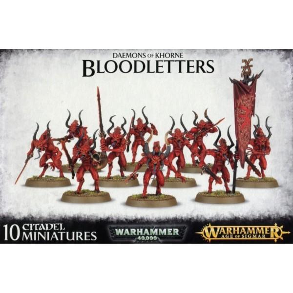 Daemons of Chaos - Bloodletters Of Khorne