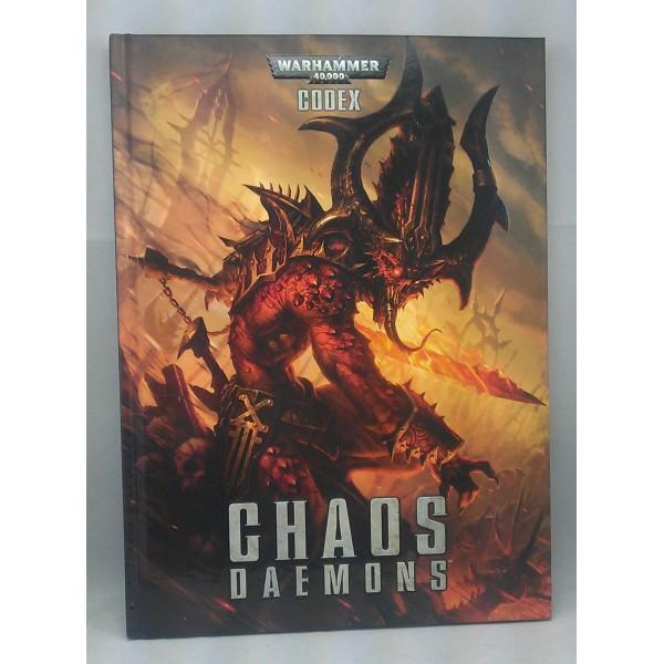 Warhammer 40k - Codex: Chaos Daemons (2013)