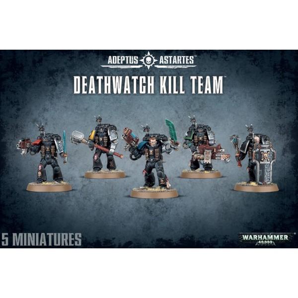 Warhammer 40K - Deathwatch - Kill Team
