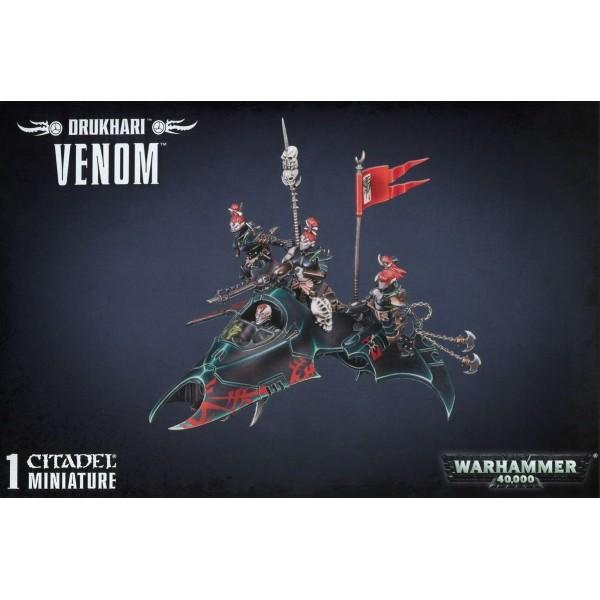 Warhammer 40K - Drukhari - Venom