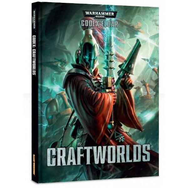 Warhammer 40k - Eldar Craftworlds: Codex 2015