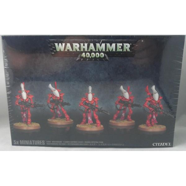 Warhammer 40k - Eldar: Wraithguard / Wraithblades