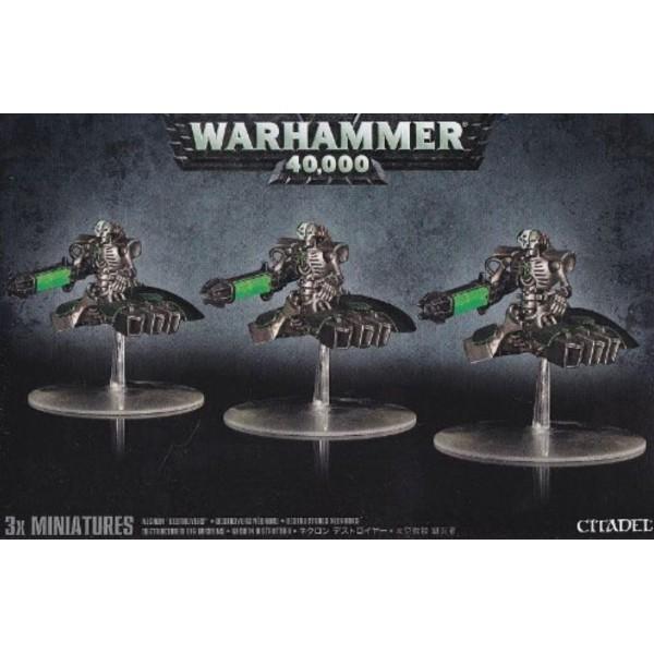 Warhammer 40k - Necrons - Destroyer Squadron