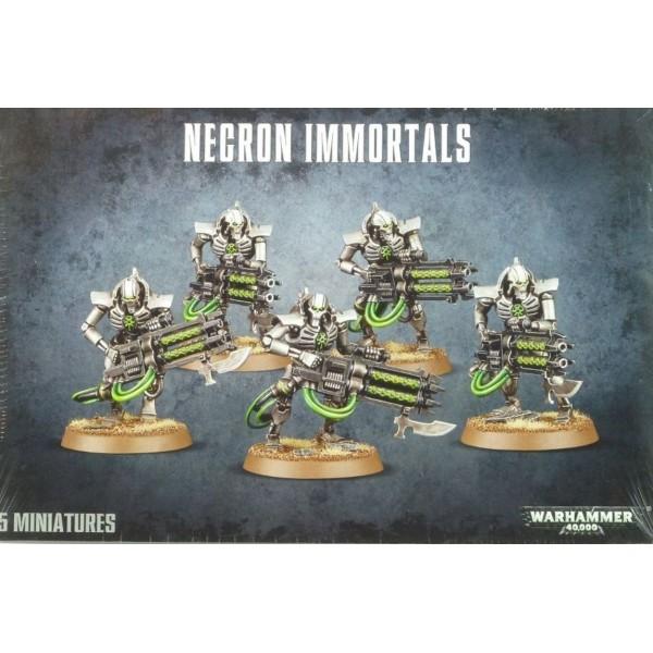 Warhammer 40k - Necrons - Immortals / Deathmarks