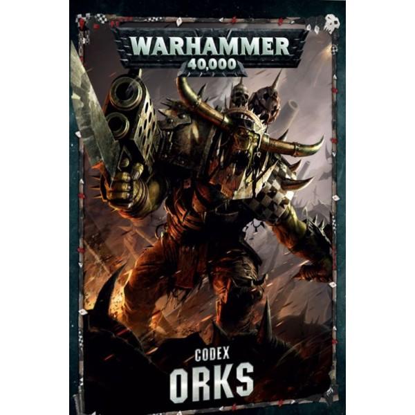 Warhammer 40k - Codex - Orks (2018)