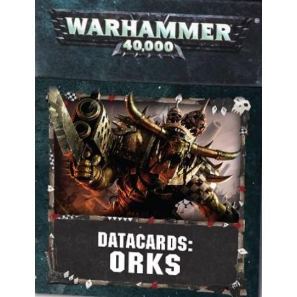 Warhammer 40k - Datacards- Orks (2018)