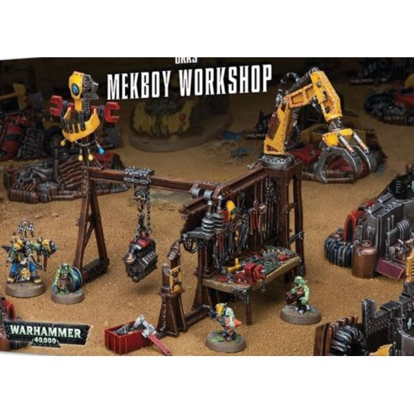 Warhammer 40k - Orks - Mekboy Workshop