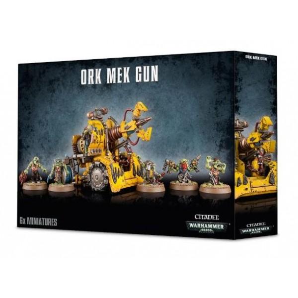Warhammer 40k - Orks - Ork Mek Gun