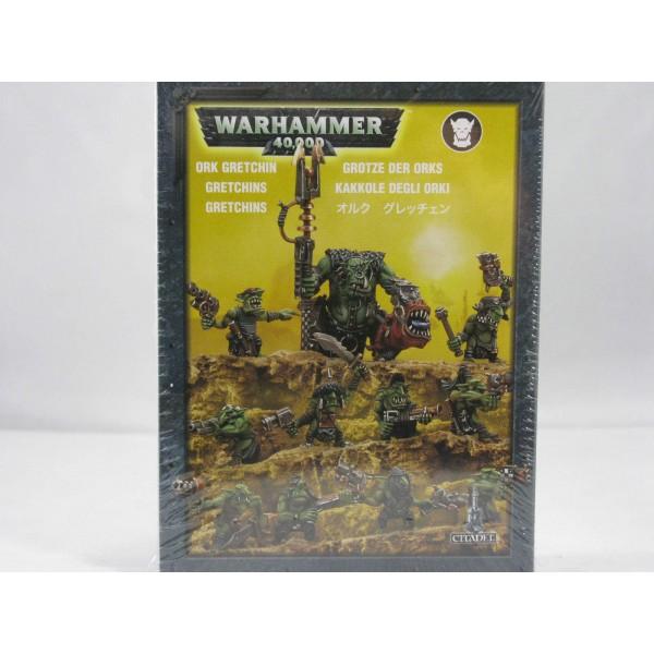 Warhammer 40k - Orks - Gretchin