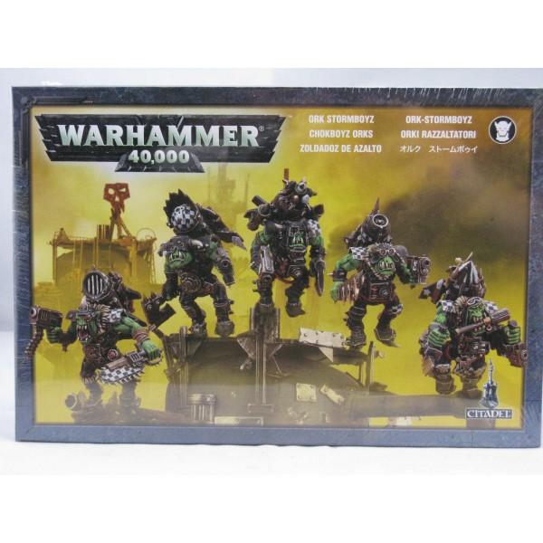 Warhammer 40k - Orks - Stormboyz