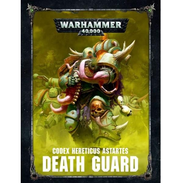 Warhammer 40K - Codex - Death Guard (2017)