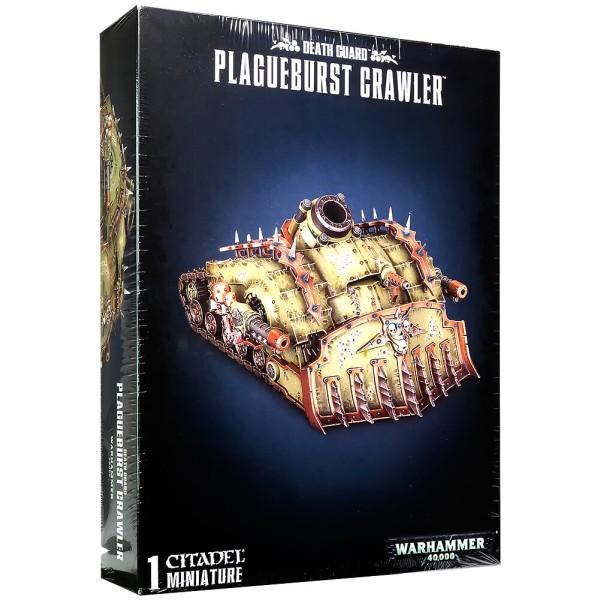Warhammer 40K - Death Guard - Plagueburst Crawler