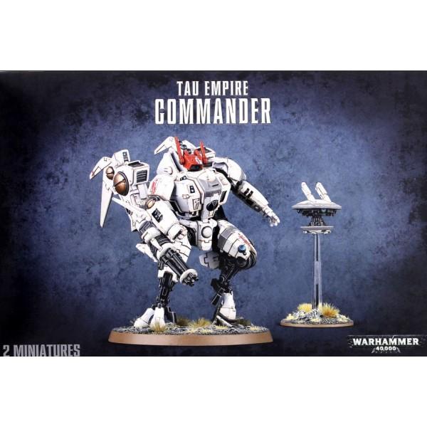 Warhammer 40k - Tau Empire - Commander
