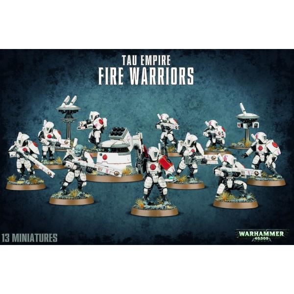 Warhammer 40k - Tau Empire: Fire Warriors