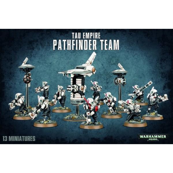 Warhammer 40k - Tau Empire - Pathfinder Team