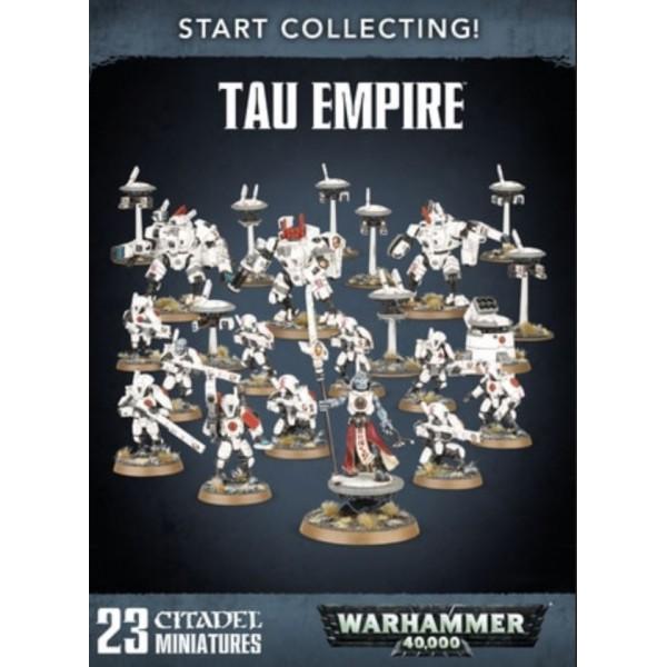 Warhammer 40k - Tau Empire - Start Collecting