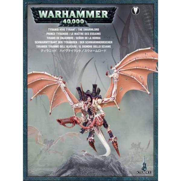 Warhammer 40k - Tyranids: Hive Tyrant / The Swarmlord