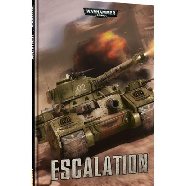 Warhammer 40k - Escalation