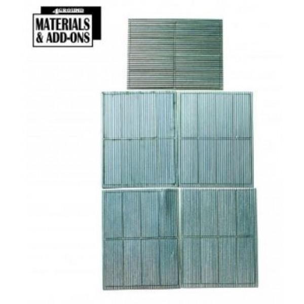 4Ground Modelling - Corrugated Iron