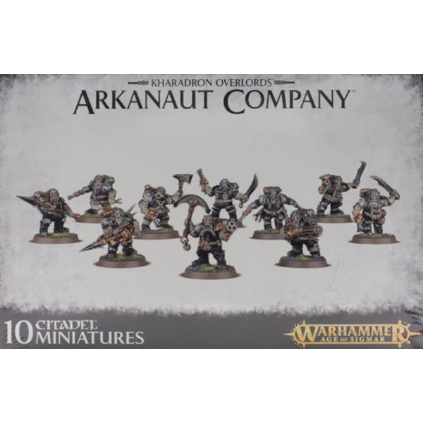 Age of Sigmar - Kharadron Overlords - Arkanaut Company
