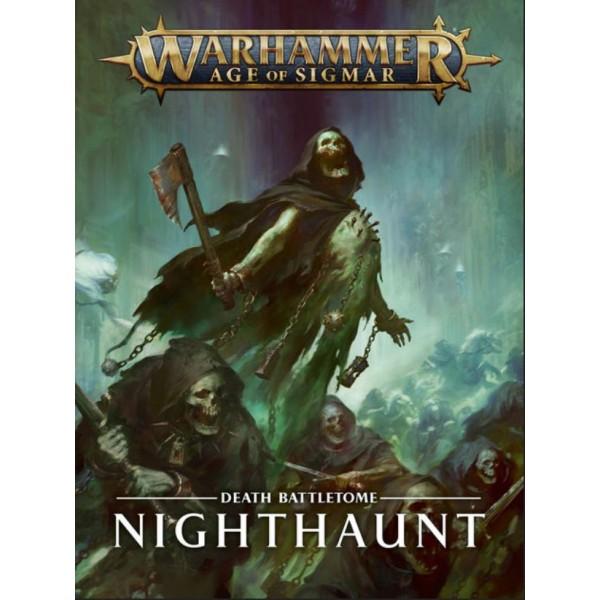 Age of Sigmar - Battletome - Nighthaunt