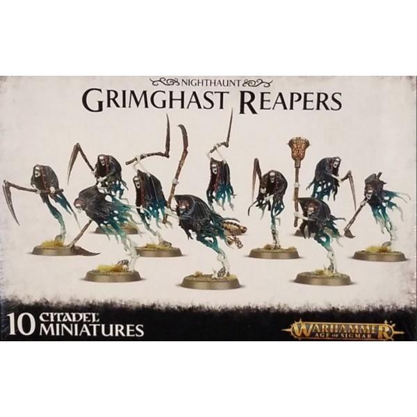 Age of Sigmar - Nighthaunt - Grimghast Reapers