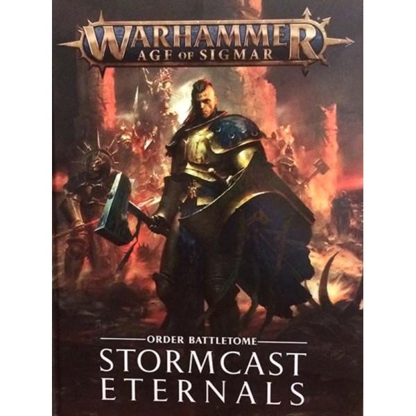 Age of Sigmar - Battletome - Stormcast Eternals