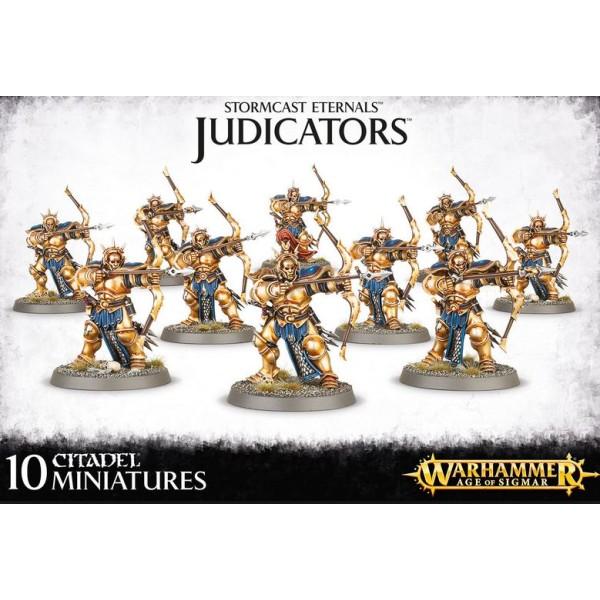 Age of Sigmar - Stormcast Eternals - Judicators