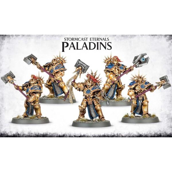 Age of Sigmar - Stormcast Eternals - Paladins