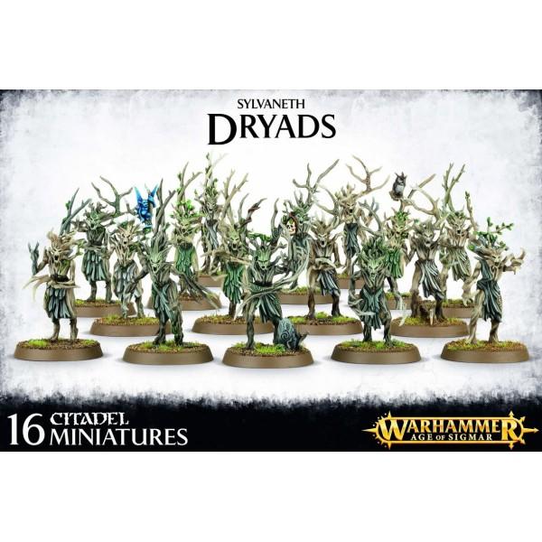 Age of Sigmar - Sylvaneth - Dryads