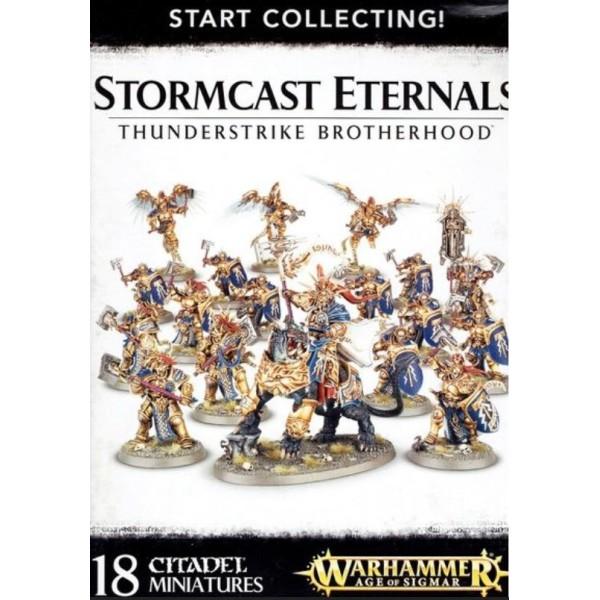 Age of Sigmar - Stormcast Eternals - Start Collecting - Thunderstrike Brotherhood