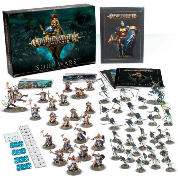 Age Of Sigmar - Soul Wars - Ultimate Boxed Starter Set