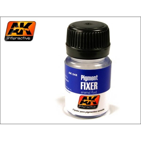 AK Interactive - Pigments: Pigment Fixer