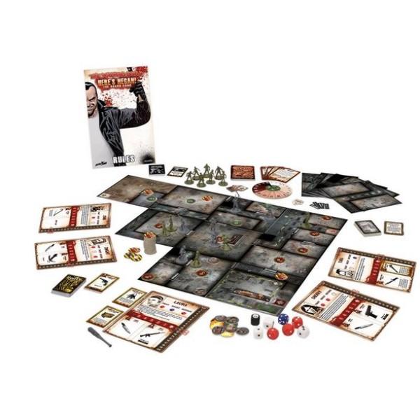The Walking Dead - Here's Negan - Board Game