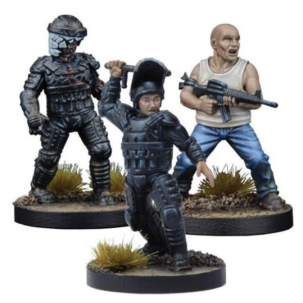 The Walking Dead - All Out War - Glenn, Prison Guard Booster