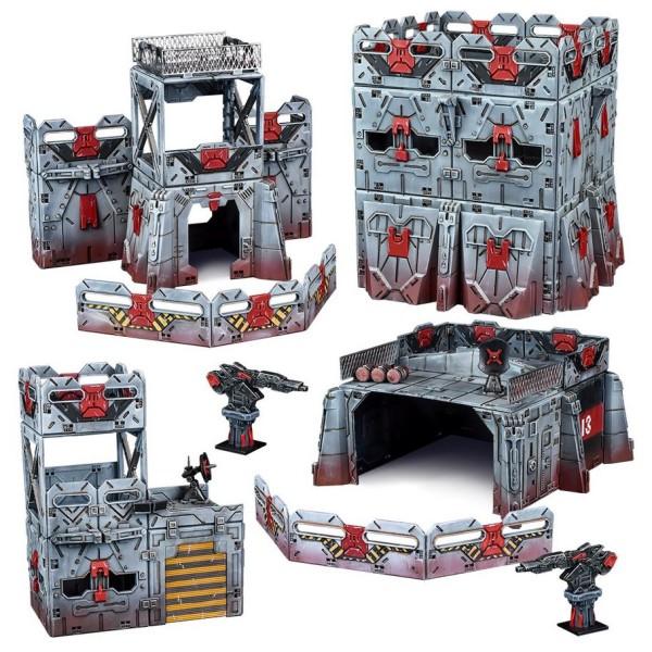 Terrain Crate - Military Compound