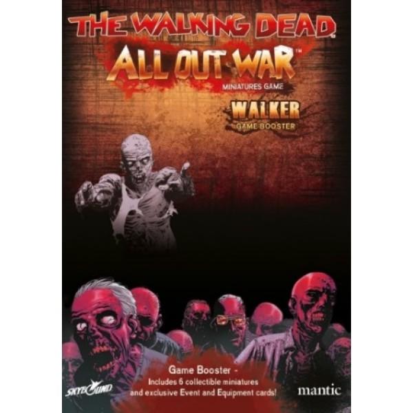 The Walking Dead - All Out War - Walker Booster