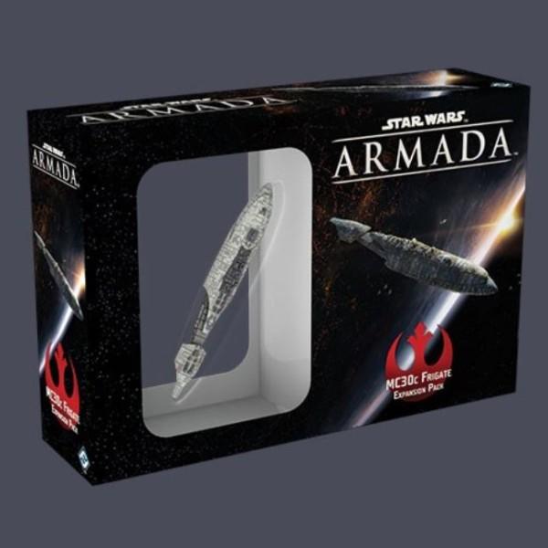 Star Wars Armada - MC30c Frigate