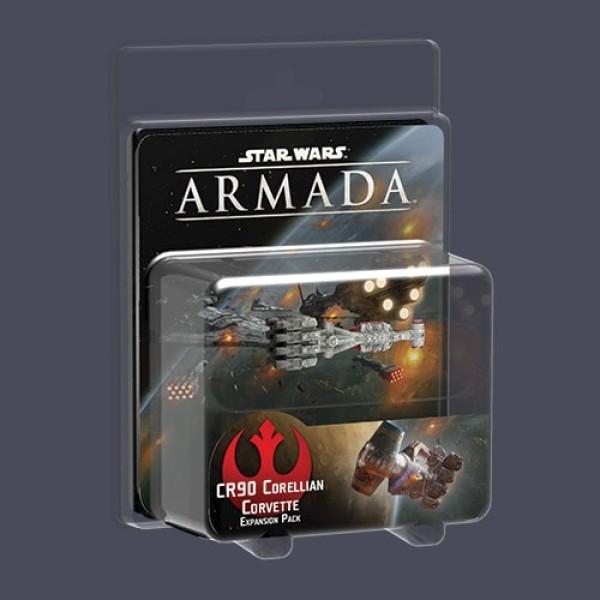 Star Wars Armada - CR90 Corellian Corvette