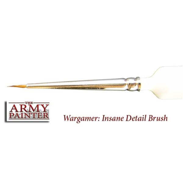 The Army Painter - Wargamer Brush: Insane Detail