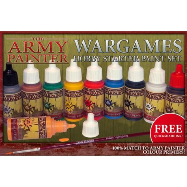 The Army Painter - Warpaints Starter Paint Set