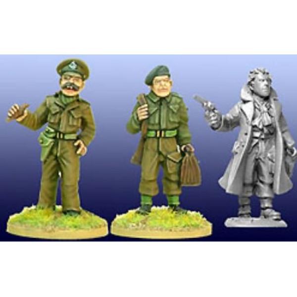 Artizan Design - Thrilling Tales - Cadd's Commando's Command